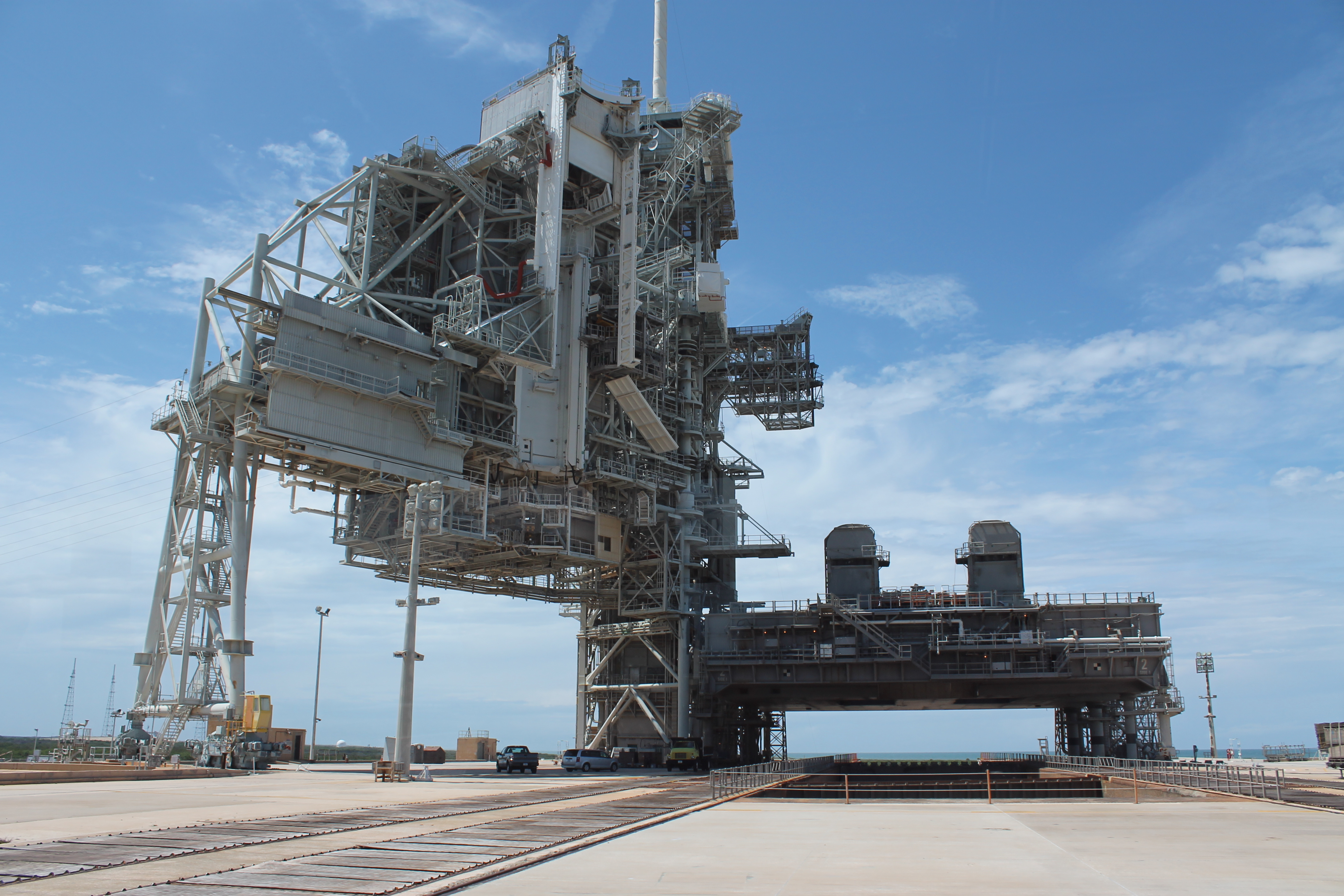 Pad 39A, the world's most famous launchpad.